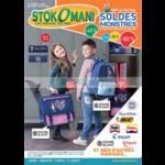 Catalogue Stokomani du 22 juin au 3 juillet 2018