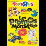 Catalogue Toys R Us du 27 juin au 15 juillet 2018