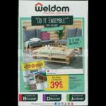 Catalogue Weldom du 6 au 30 juin 2018