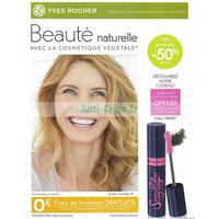 Catalogue Yves Rocher du 29 juin au 31 décembre 2018