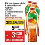 Bon Plan Boisson Fuze Tea chez Cora - anti-crise.fr