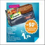 Bon Plan Steak Végétal Bonduelle chez Leclerc - anti-crise.fr