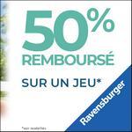 Offre de Remboursement Ravensburger : 50% Remboursés sur un Jeu - anti-crise.fr