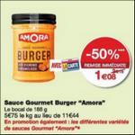 Bon Plan Sauce Amora Gourmet chez Monoprix - anti-crise.fr