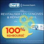 Offre de Remboursement Oral-B : Dentifrice Gencives & Email Repare 100% Remboursé - anti-crise.fr