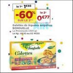 Bon Plan Galettes de Légumes Bonduelle chez Casino - anti-crise.fr
