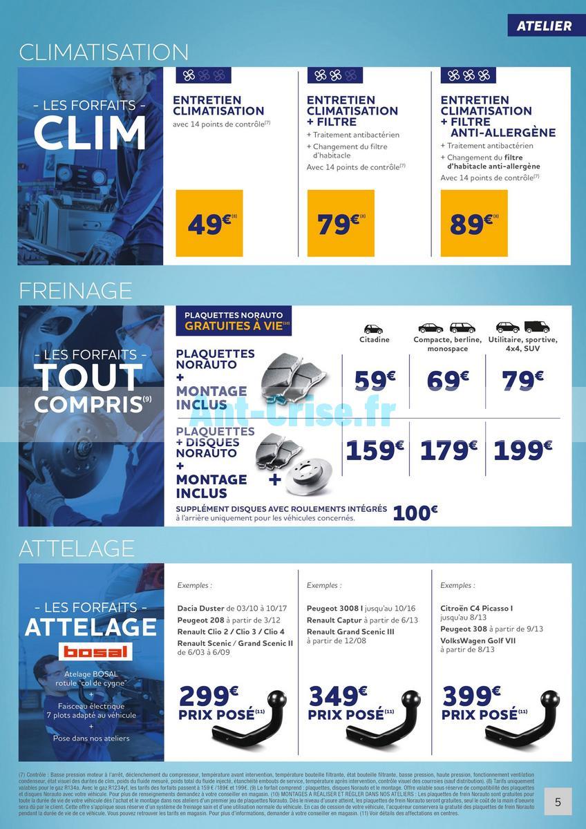 aout2018 Catalogue Norauto du 20 juin au 28 août 2018 (5)