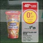 Bon Plan Pot de Croustilles de Belin chez Magasins U (26/06 - 07/07) - anti-crise.fr