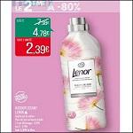 Bon Plan Adoucissant Lenor chez Match (26/06 - 08/07) - anti-crise.fr