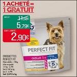 Bon Plan Croquettes pour Chien Perfect Fit chez Match (26/06 - 08/07) - anti-crise.fr