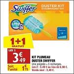 Bon Plan Kit Plumeau Swiffer chez Atac (06/06 - 11/06) - anti-crise.Fr