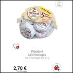 Bon Plan Mini Président en Filet chez Intermarché (30/06) - anti-crise.fr