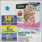 Bon Plan Dolce Pizza Sodebo chez Carrefour Market (26/06 - 01/07) - anti-crise.fr