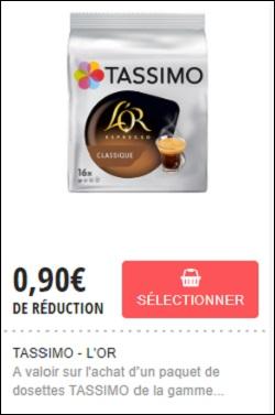 Bon Plan Dosettes De Café Tassimo L Or Chez Carrefour Market 26 06