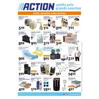 Catalogue Action du 18 au 24 juillet 2018