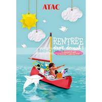 Catalogue Atac du 8 août au 2 septembre 2018 (Rentrée Scolaire)
