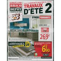 Catalogue Brico Dépôt du 27 juillet au 23 août 2018