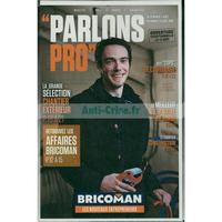 Catalogue Bricoman du 3 au 25 août 2018