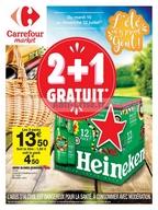 Carrefour Market du 10 au 22 juillet