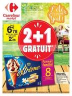Carrefour Market du 17 au 29 juillet