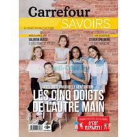 Catalogue Carrefour du 1er au 31 août 2018 (Savoirs)