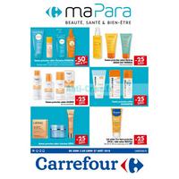 Catalogue Carrefour du 2 au 27 août 2018 (Parapharmacie)