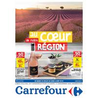 Catalogue Carrefour du 24 juillet au 6 août 2018 (Dept 13)