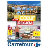 Catalogue Carrefour du 24 juillet au 6 août 2018 (Dept 30)