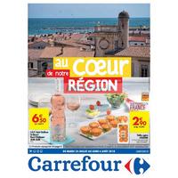 Catalogue Carrefour du 24 juillet au 6 août 2018 (Dept 34)