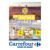 Catalogue Carrefour du 25 juillet au 6 août 2018 (Digne-les-Bains)