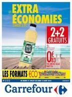 Carrefour du 31 juillet au 13 août