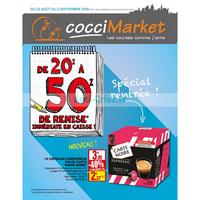 Catalogue Coccinelle du 22 août au 2 septembre 2018 (Market)