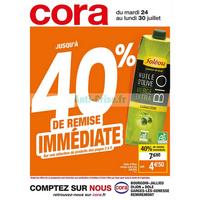 Catalogue Cora du 24 au 30 juillet 2018 (Version Light)
