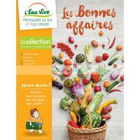 Catalogue L'Eau Vive du 24 août au 30 septembre 2018