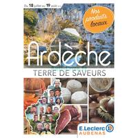 Catalogue Leclerc du 18 juillet au 19 août 2018 (Aubenas)