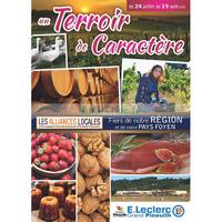 Catalogue Leclerc du 24 juillet au 19 août 2018 (Pineuilh)