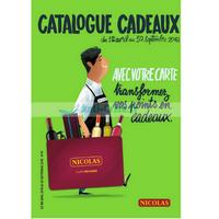 Catalogue Nicolas du 1er avril au 30 septembre 2018 (Cadeaux)