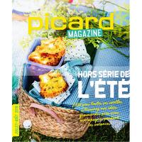 Catalogue Picard du 1er juillet au 31 août 2018