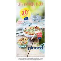 Catalogue Picard du 30 juillet au 26 août 2018