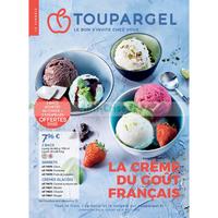 Catalogue Toupargel du 24 juillet au 21 août 2018