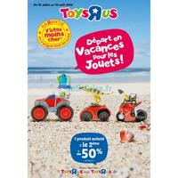 Catalogue Toys R Us du 16 juillet au 19 août 2018