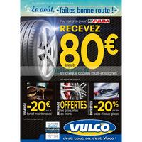 Catalogue Vulco du 30 juillet au 25 août 2018