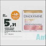 Bon Plan Crème Diadermine Expert chez Leclerc - anti-crise.fr