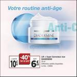 Bon Plan Crème Diadermine Lift+ Super Correcteur chez Géant Casino - anti-crise.fr