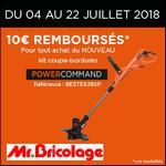 Offre de Remboursement Black+ Decker : 10€ Remboursés sur un Kit Coupe-Bordures - anti-crise.fr