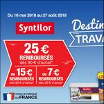 Offre de Remboursement Syntilor : Jusqu'à 25€ Remboursés - anti-crise.fr