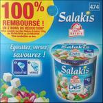 Offre de Remboursement Salakis : Dés Nature 100% Remboursé en 2 Bons - anti-crise.fr