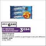 Bon Plan Gâteaux Oreo chez Casino - anti-crise.fr