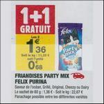 Bon Plan Friandises Felix Party Mix chez Carrefour Market - anti-crise.fr