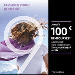 Offre de Remboursement Samsung : Jusqu'à 100€ Remboursés sur Galaxy S9 ou S9+ - anti-crise.fr